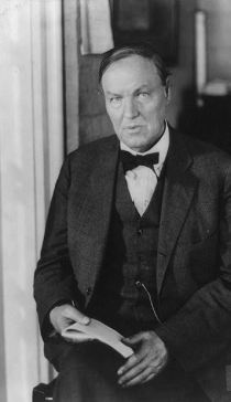 Clarence Darrow (Library of Congress)